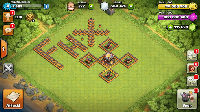 Download Fhx Clash Of Clans Th 11 Private Server Popular News