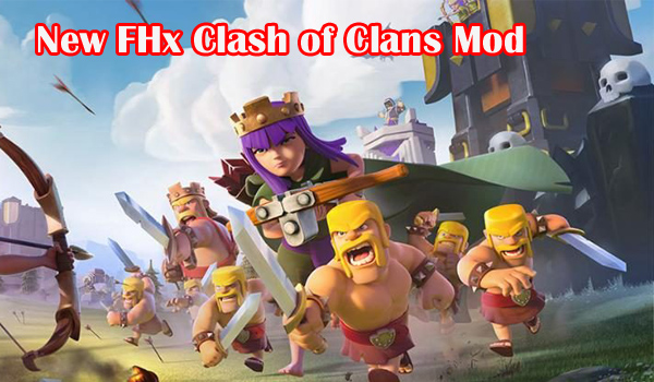 fhx clash of clans download pc